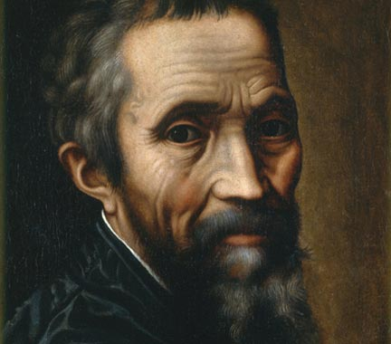 the biography of inspiring michelangelo buonarroti 1475 1564 Biography and art works of michelangelo buonarroti  simone was born in caprese in tuscany in 1475  inspiring work represents scenes of the creation.