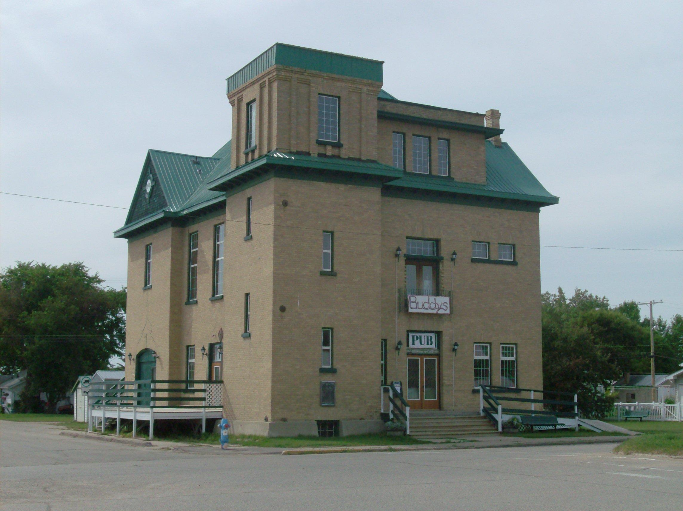 Rapid City Manitoba Hotel