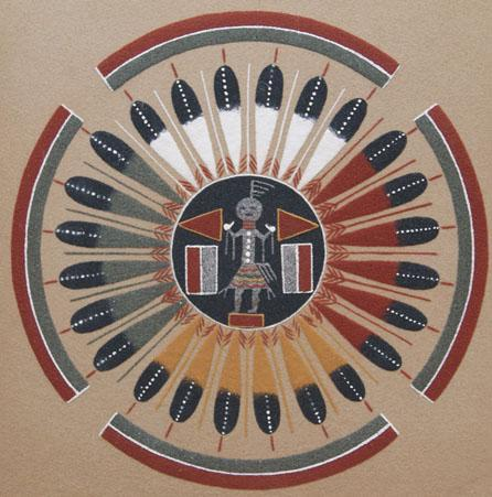 Navajo Sand Paintings Images