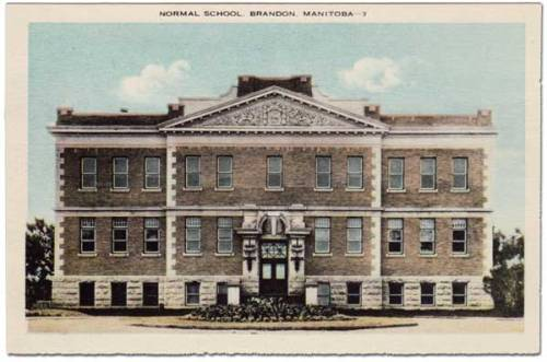 Brandon Normal School
