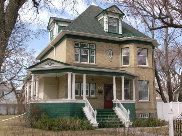 Johnson house Brandon