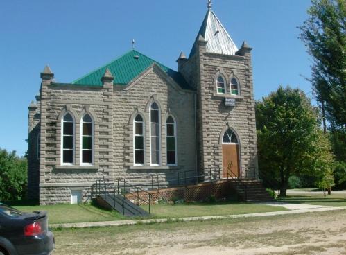 EMERSON Baptist