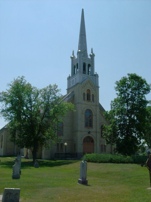 Ste. Anne Roman Catholic Church