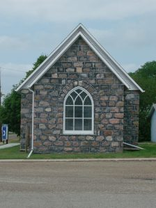 Anglican church