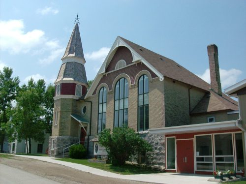 St. Andrew's United, Manitou