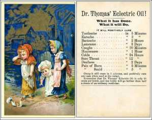 Dr. Thomas' Eclectic Oil