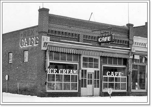 carberry rex cafe