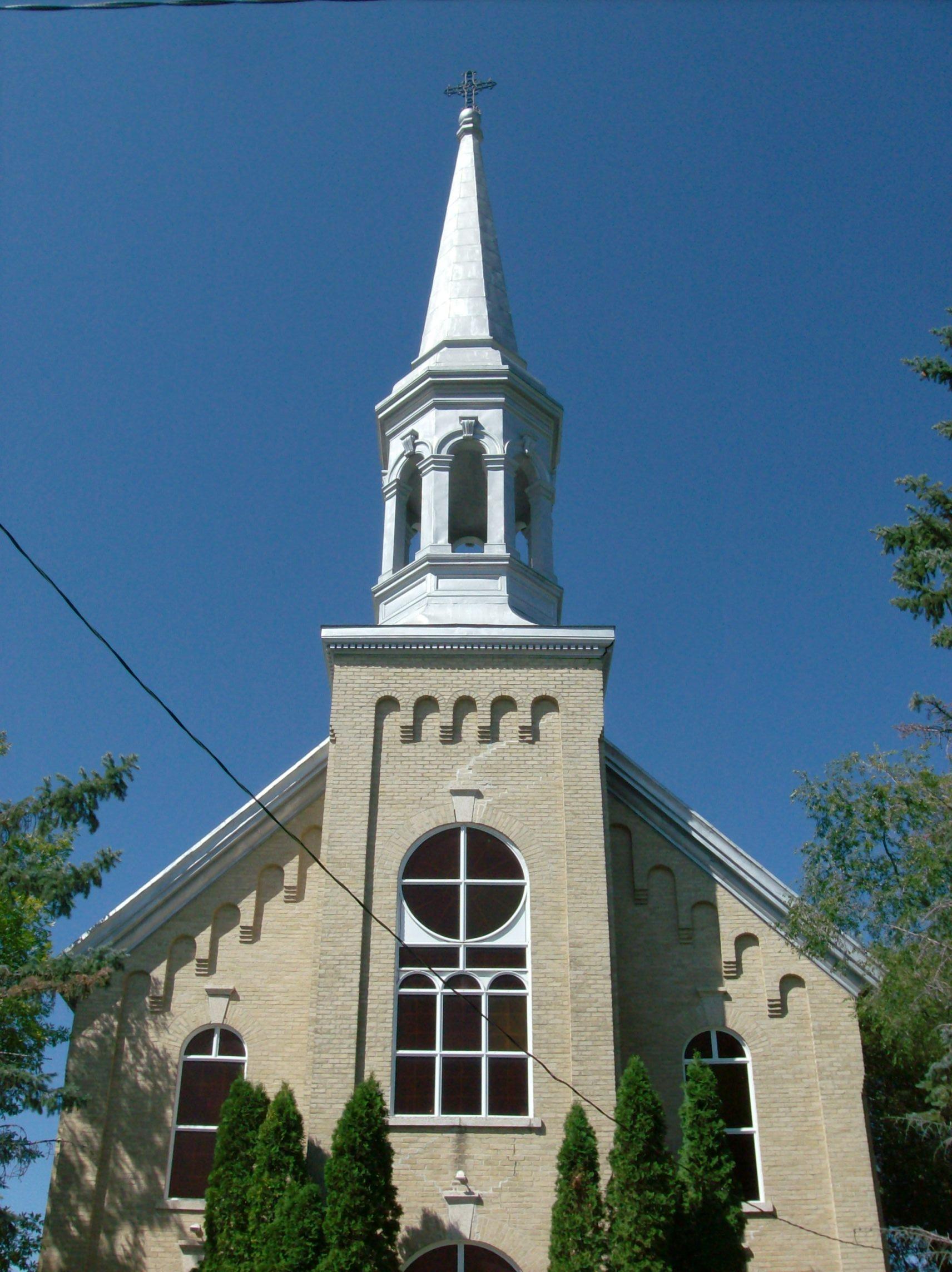 St. Hyacinthe Catholic Parish Church, La Salle, MB ...