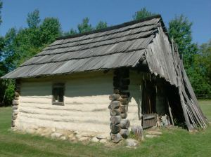 Bunkhouse plus on Negrych homestead