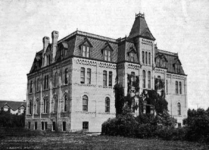 Winnipeg Collegiate Institute built 1892