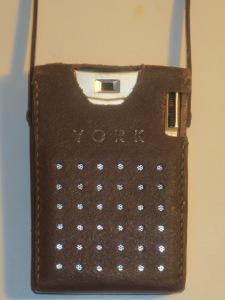 YORK 001