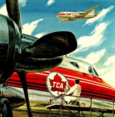 viscount 1955-TCA-Vickers-Viscount