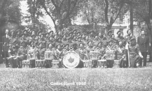 provencher band 1952