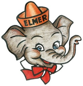elmer the safety elephant Charlie thorson