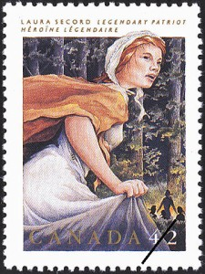 Laura stamp 1992